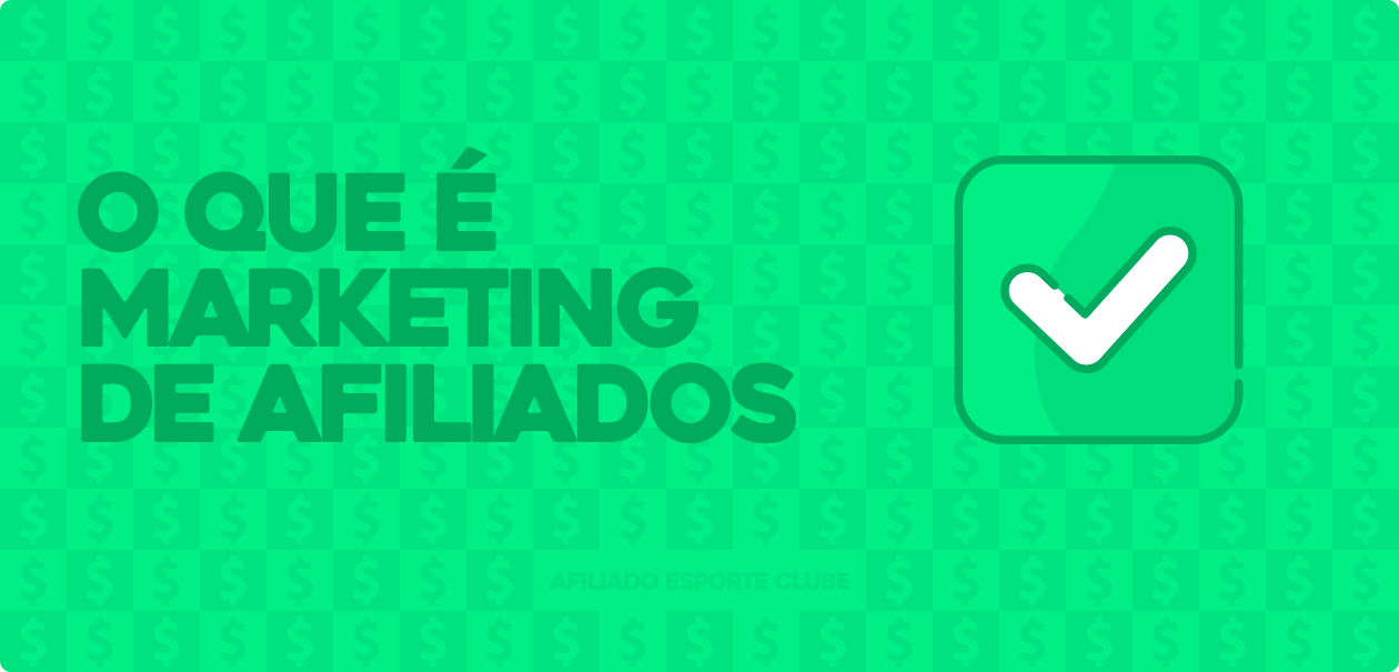 O que é marketing de afiliados